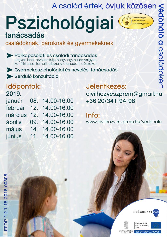 Online pszichológiai tanácsadás - pszichológus - PszichoFészek pszichológiai magánrendelő